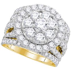 0.03CT-Diamond HEART RING-S6