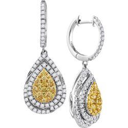 10K Yellow-gold 0.25CTW-Diamond FASHION RING-S11
