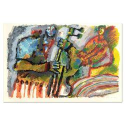 Serenade Pour une Mouse by Tobiasse (1927-2012)