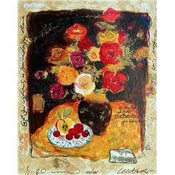 Alexander & Wissotzky Colorful Anemones