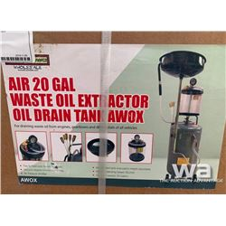 20 GAL. WASTE OIL EXTRACTOR