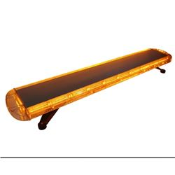 "104 LED 55"" AMBER STROBE LIGHT BAR"