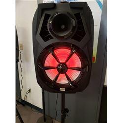 400W DISCO LIGHT SPEAKER