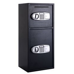 DOUBLE DOOR DIGITAL SAFE
