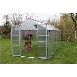 8 X 20 FT. TWIN WALL GREEN HOUSE
