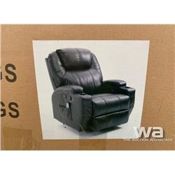 11 IN 1 RECLINER LEATHER MASSAGE CHAIR