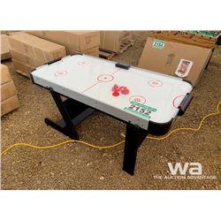 AIR HOCKEY FOLDING TABLE & GAMES