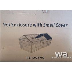 PET ENCLOSURE W/ SMALL COVER