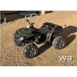 ELECTRIC RIDE-ON ATV