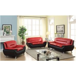 (3) PIECE DESIGNER SOFA FURNITURE SET