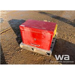 BEACH TOOL BOX & SHOP SUPPLIES