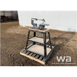 DELTA SCROLL SAW & STAND