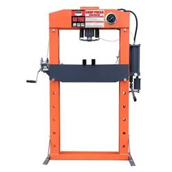 50 TON HYDRAULIC SHOP PRESS