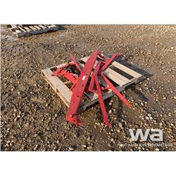 5 HORSE PLOW HITCH