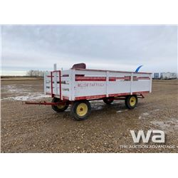 MACLEODS 14 FT. WAGON