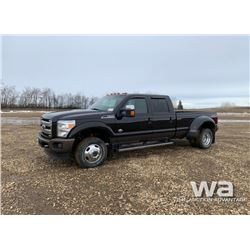 2015 FORD F350 KING RANCH CREW CAB PICKUP