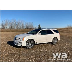 2008 CADILLAC SRX 4-DOOR CAR