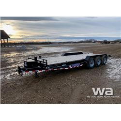 2014 LOAD TRAIL CC8022 TRIDEM CAR HAUL TRAILER