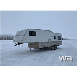 1993 ALJO 5TH WHEEL TRAVEL TRAILER