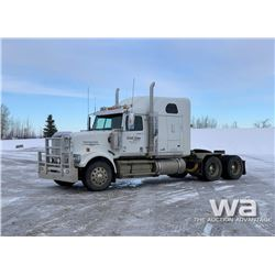 2015 WESTERN STAR 4900SF SLEEPER TRUCK