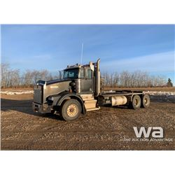 1997 KENWORTH T800 T/A WINCH TRUCK