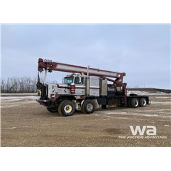 1999 KENWORTH C500B T/A PICKER TRUCK