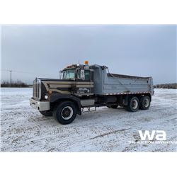 1981 KENWORTH C500 GRAVEL TRUCK