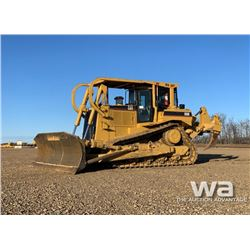 1996 CATERPILLAR D8R CRAWLER DOZER