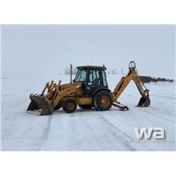1997 CASE 580 SUPER L BACKHOE LOADER