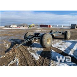 NH3 WAGON GEAR