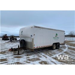 1994 WELLS CARGO 20 FT. T/A CARGO TRAILER