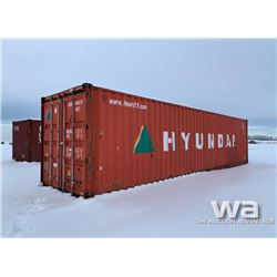 2006 8 X 40 FT. SHIPPING CONTAINER