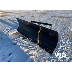 HYD. 8FT. SKID STEER SNOW BLADE