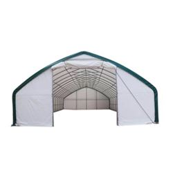 STRAIGHT WALL 30 X 50 X 16 FT. STORAGE SHELTER