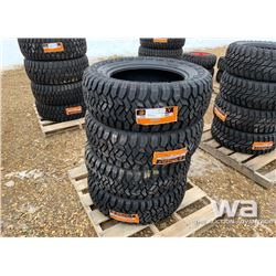 (4) GRIZZLY 35X12.5R20 TIRES