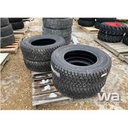 (4) B/STONE BLIZZAK DM-V2 P265/70R18 WINTER TIRES