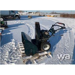 "CRAFTSMAN 11 HP 31"" SNOWBLOWER"