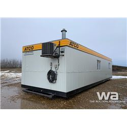 2007 ATCO 12 X 40 FT. SKID OFFICE