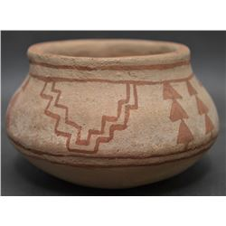 MOHAVE INDIAN POTTERY BOWL (BRENNER)