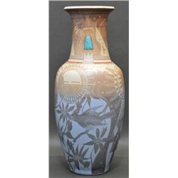 UTE INDIAN CERAMIC VASE