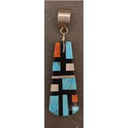 SANTO DOMING INDIAN PENDENT