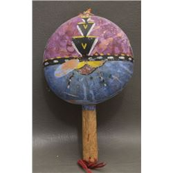 HOPI INDIAN RATTLE