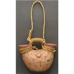 MOHAVE INDIAN POTTERY VASE (BRENNER)