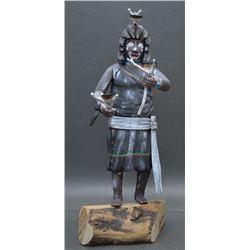 HOPI INDIAN KACHINA (COLLATEYA)