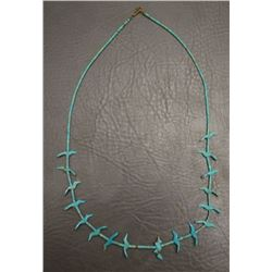 SANTO DOMING INDIAN NECKLACE