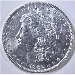 1882-O/S MORGAN DOLLAR BU