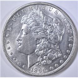 1896-O MORGAN DOLLAR BU CLEANED