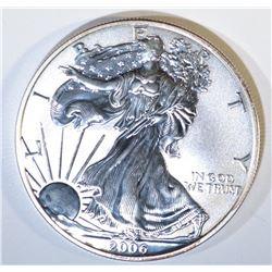 2006 REV PROOF AMERICAN SILVER EAGLE