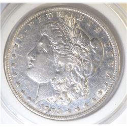 1893 MORGAN DOLLAR   VF