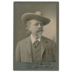 William F. 'Buffalo Bill' Cody
